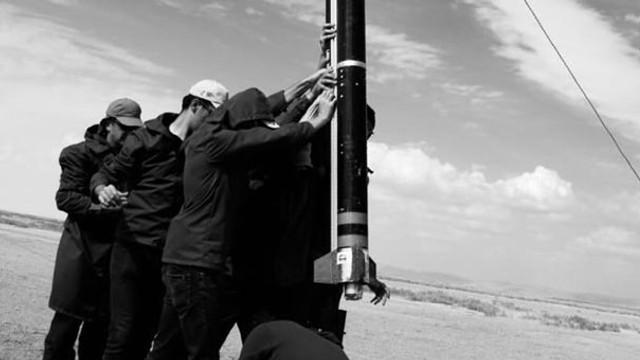 Tuz Gölü'nde tarihi an ! Yerli roket fırlatıldı...