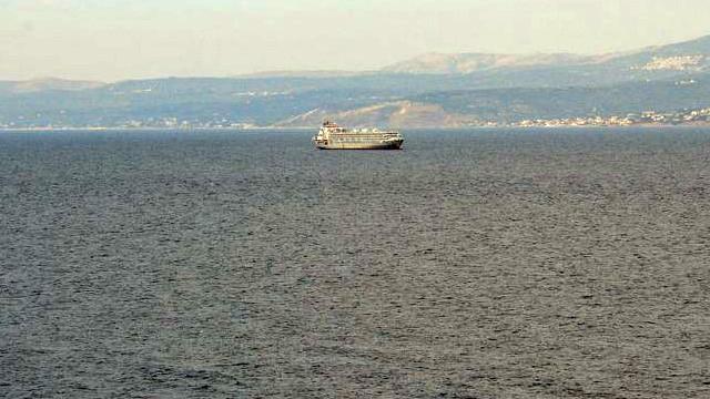 Şarbon virüsü taşıdığı iddia edilen gemi İzmir'de