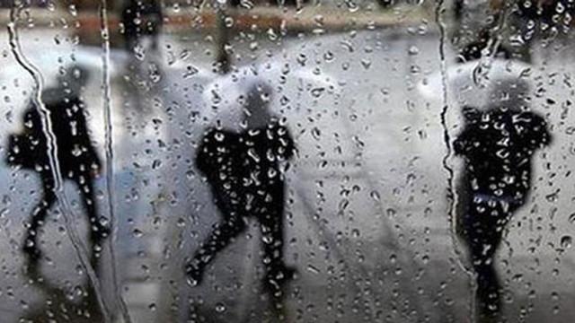 Meteoroloji'den 5 il için çok kuvvetli yağış uyarısı