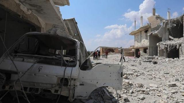 Rusya'dan Türkiye'yi ilgilendiren ''İdlib'' mesajı