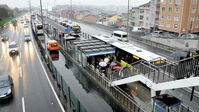 Teröristler İstanbul'da metro ve metrobüs duraklarını işaretlemişler