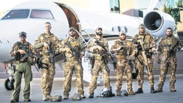PKK ile Amerikalılar kol kola !