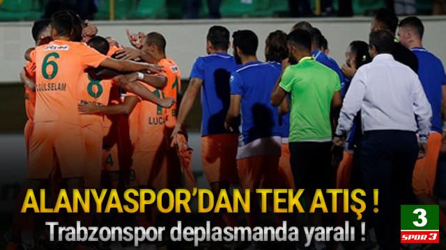 Trabzonspor deplasmanda yaralı !