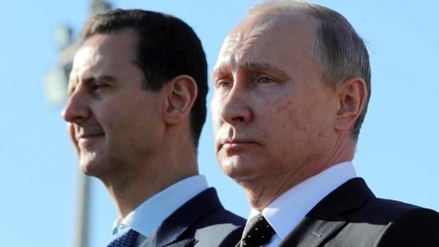 Rusya ve Türkiye'nin anlaşmasına Esad'dan ilk tepki