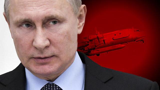 Putin'den düşürülen uçakla ilgili yeni açıklama