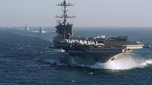 ABD Akdeniz'de operasyon başlattı