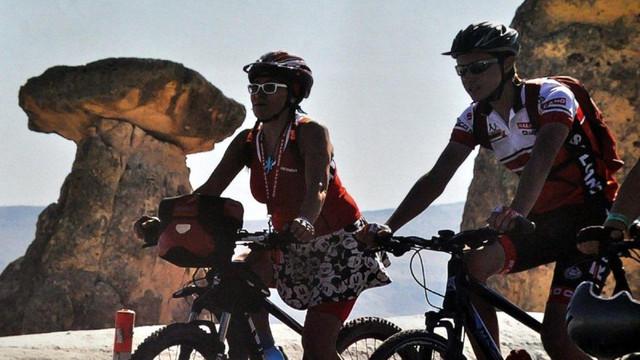Bisiklet Festivali'nde korkunç ölüm !