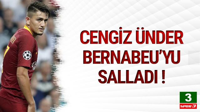 Şampiyonlar Ligi'ne Cengiz Ünder damgası !