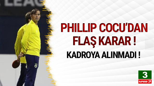 Phillip Cocu'dan flaş Valbuena kararı !