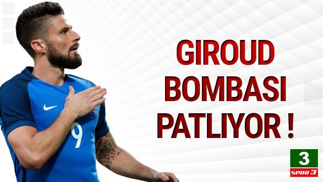 Beşiktaş'tan Giroud bombası !