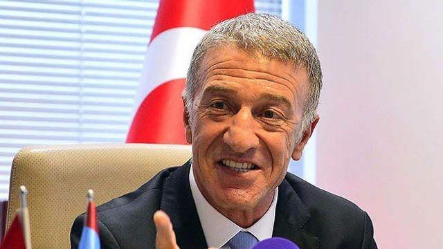 Trabzonspor sponsorlara duacı