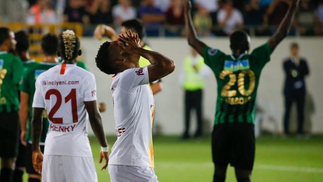Akhisarspor - Galatasaray: 3-0