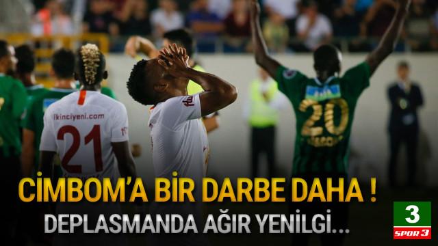 Galatasaray'a bir darbe de Akhisarspor'dan !