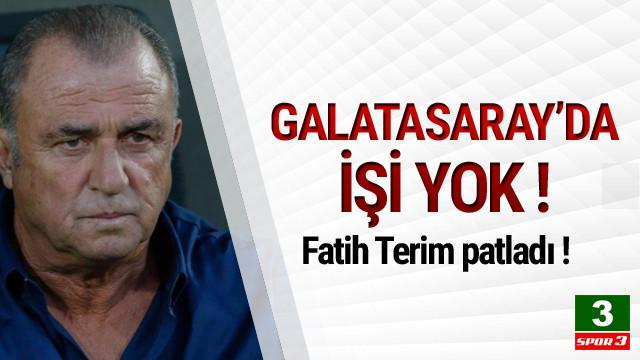 Fatih Terim'den maç sonu sert açıklamalar