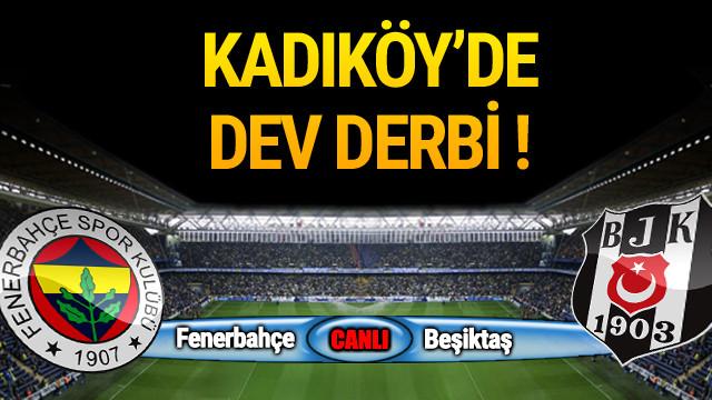 Fenerbahçe - Beşiktaş / Maç öncesi