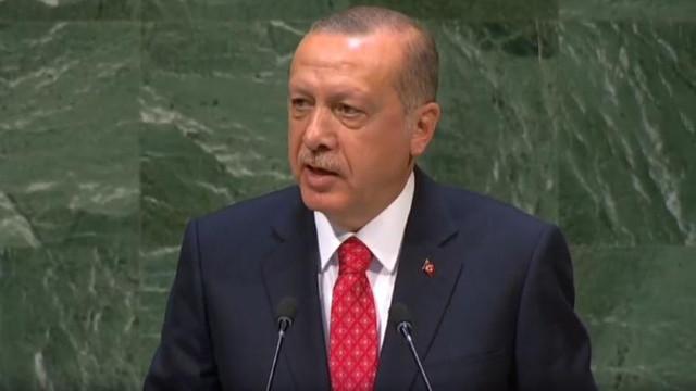 Cumhurbaşkanı Erdoğan dünyayı böyle uyardı