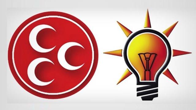 AK Parti ve MHP ittifak konusunda anlaştı