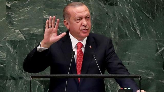 Erdoğan Twitter'dan paylaştı: ''Dünya 5'ten büyüktür''