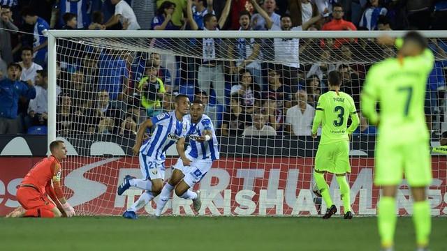 Barcelona bunu hiç beklemiyordu