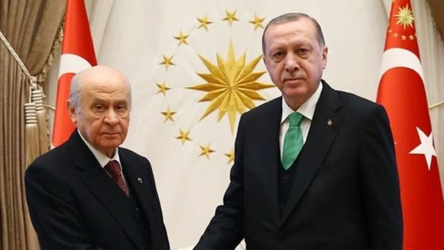 AK Parti ve MHP'den çok önemli ittifak açıklaması…