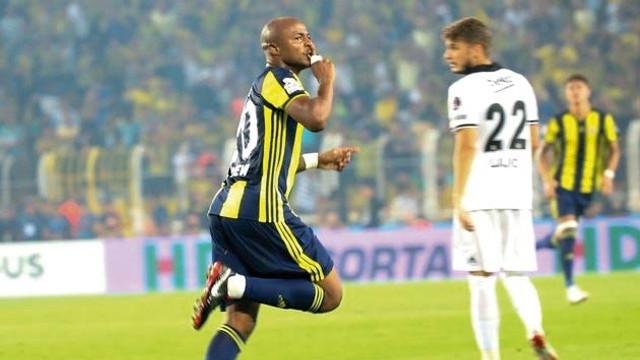 Fenerbahçe'ye Ayew müjdesi