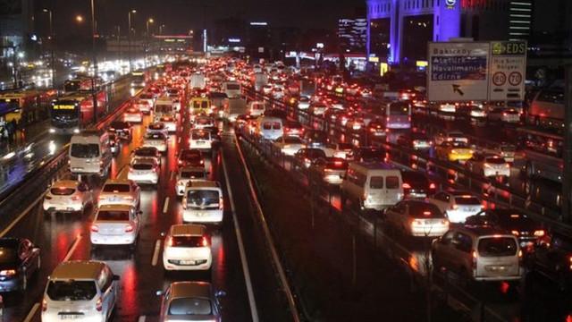 Temmuz'da trafiğe kaydı yapılan taşıt sayısında büyük artış
