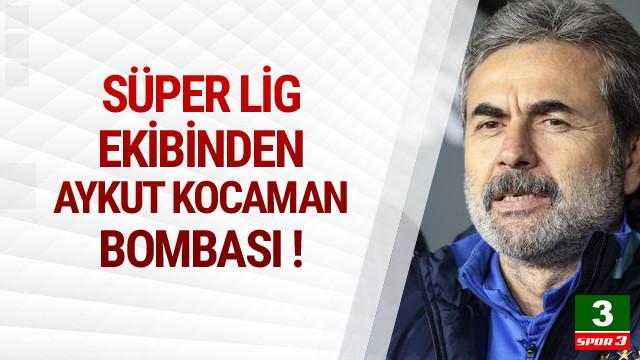 Çaykur Rizespor'dan Aykut Kocaman bombası !