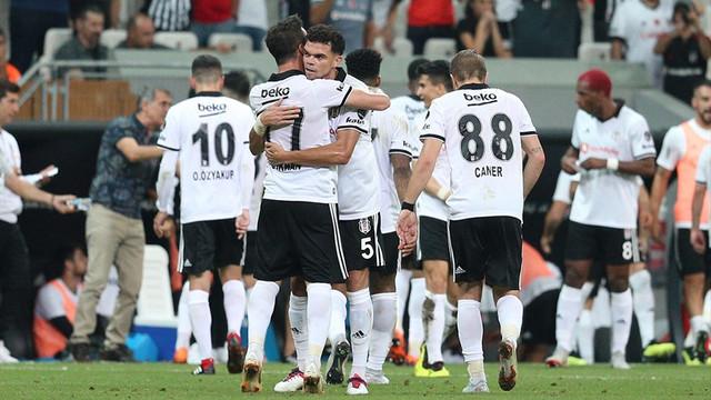 Beşiktaş'ın Avrupa Ligi kadrosu açıklandı !
