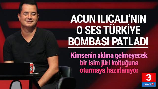 O Ses Türkiye'de Yıldız Tilbe'nin yerine gelen isim beli oldu