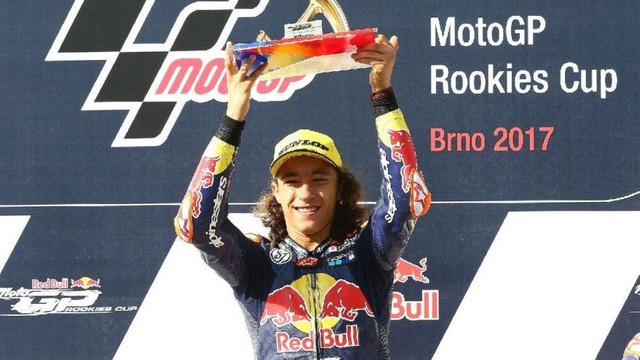 Red Bull MotoGP Çaylaklar Kupası'nda şampiyonuz !