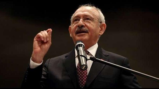 Kılıçdaroğlu: ''Binali Yıldırım'ın istifa etmesine gerek yok''