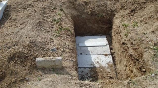 18 yaşında ölen kızın cesedi mezarından çalındı