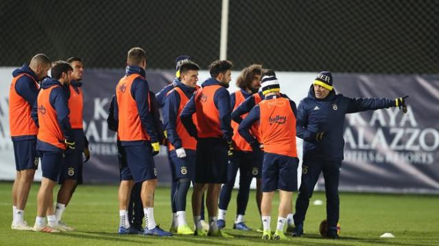 Ersun Yanal: Fenerbahçe'ye katkı sağlayacak futbolcular üzerinde çalışıyoruz