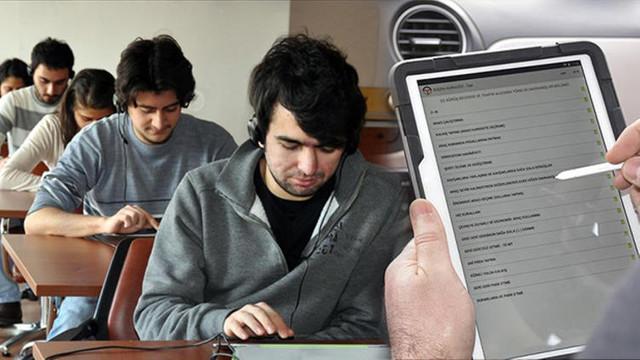 Ehliyet sınavları artık bilgisayar ortamında yapılacak