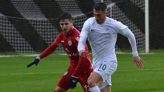 Atiker Konyaspor 0 - 1 Altınordu