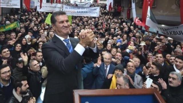 Şişli'de tartışmaları bitiren anket: Şişli ''Mustafa Sarıgül'' dedi !