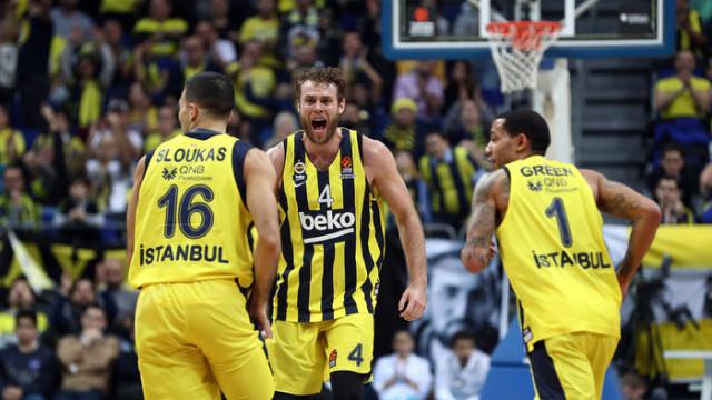 Fenerbahçe Beko 78 - 61 Zalgiris