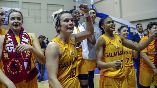 Galatasaray 76 - 58 Lointek Gernika Bizkaia