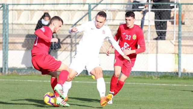 Antalyaspor 1 - 1 Partizani