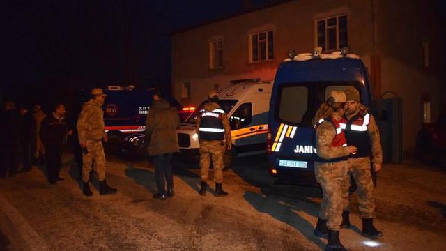 Malatya'da dehşet ! Ailesini katletti