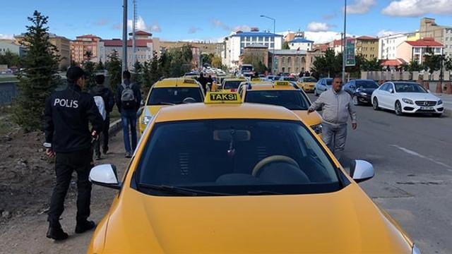 15 ilde düğmeye basıldı ! Taksicilere ceza yağdı