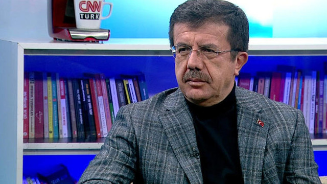 Nihat Zeybekci canlı yayında açıkladı