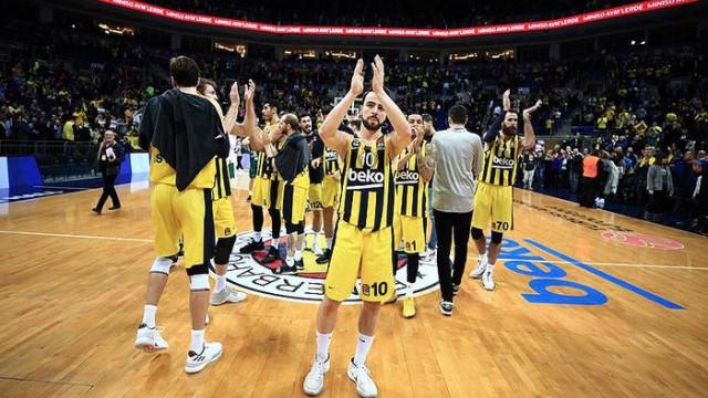 Fenerbahçe Avrupa'da emin adımlarla ilerliyor