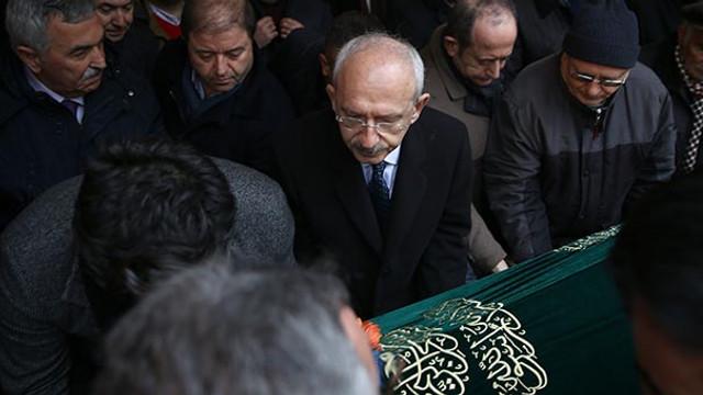 Kemal Kılıçdaroğlu'nun acı günü