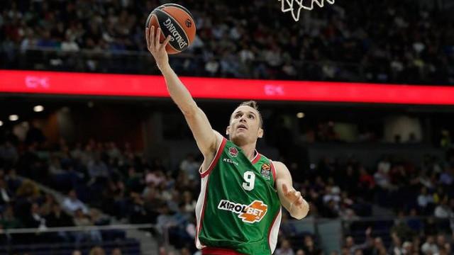Euroleague'de haftanın MVP'si Marcelinho Huertas