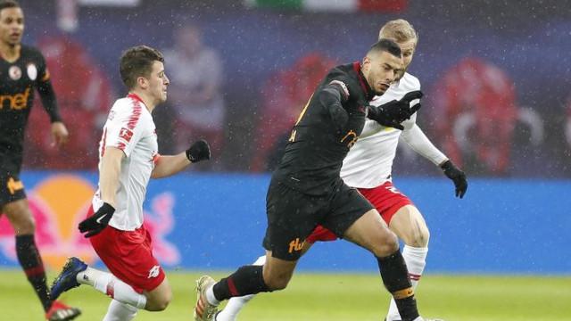Leipzig 1 - 1 Galatasaray