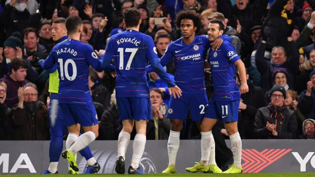 Chelsea 2 - 1 Newcastle United