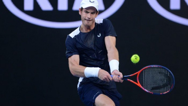 Andy Murray Avustralya Açık'a ilk turda veda etti