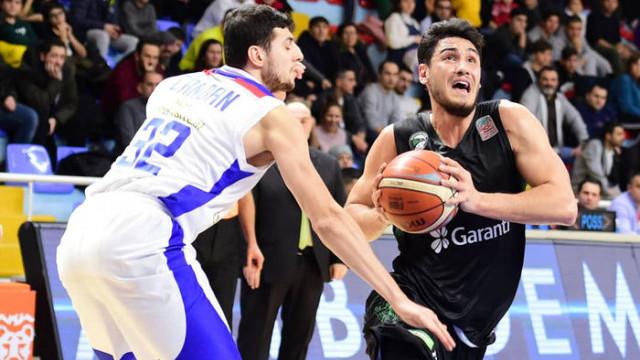 Arel Üniversitesi Büyükçekmece Basketbol 76 - 69 Darüşşafaka Tekfen
