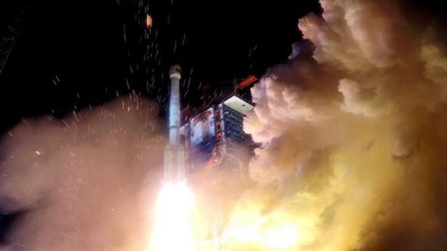 Uzayda büyük başarısızlık, uydu yörüngeye oturmadı